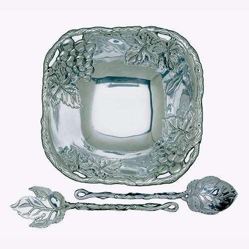 Grape 3-Piece Salad Set