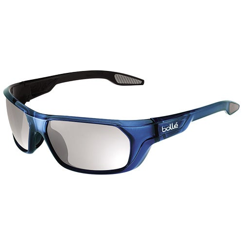 Ecrins Shiny Blue Polarized TNS Gunmetal oleo AF Sunglasses