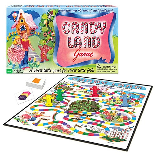 Candyland 65th Anniversary Edition