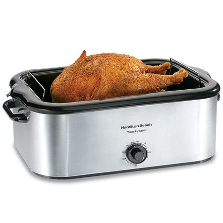Hamilton Beach Stainless Steel 22 Quart Roaster Oven at Sears.com