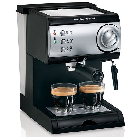 Hamilton Beach Espresso Maker at Sears.com