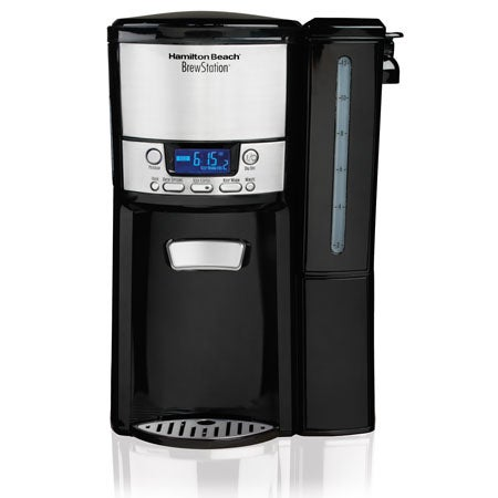 Hamilton Beach BrewStation 12 Cup Coffeemaker w/Removable Reservoir at Sears.com