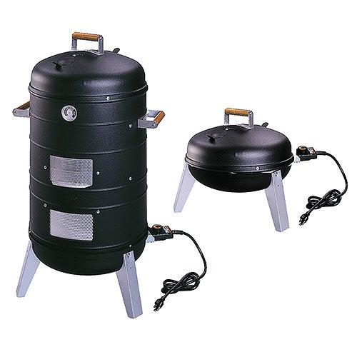 Electric Combo Water Smoker