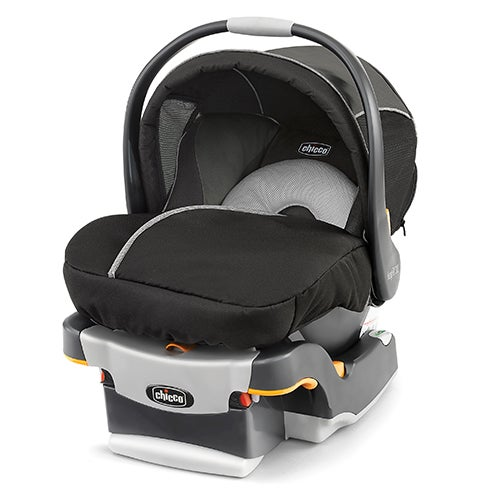 KeyFit Magic Infant Car Seat, Coal