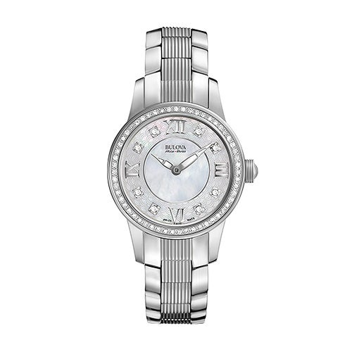 Ladies Accutron Masella Diamond Watch