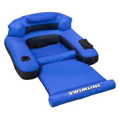 Swimline swimming pool toys - Floating Lounge Chair - 9047 - Plain ...