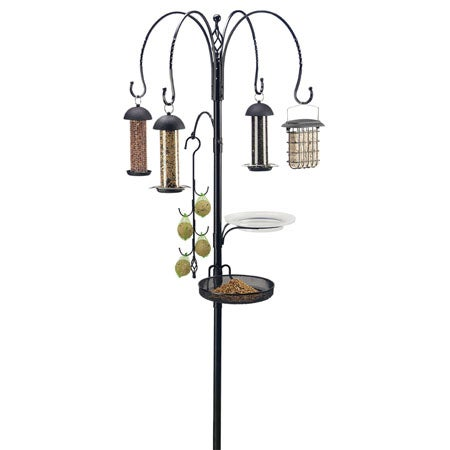 Gardman Premium Wild Bird Feeding 4 Station Kit at Sears.com