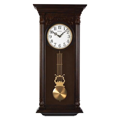 Norwood II Chiming Wall Clock