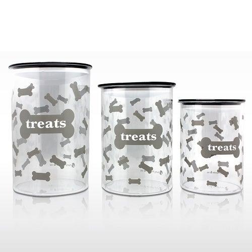 3 Jar Dog Treats Set