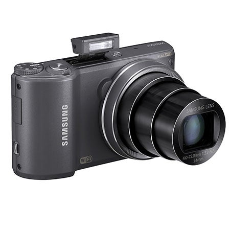 WB250 Smart Camera/Gun Metal