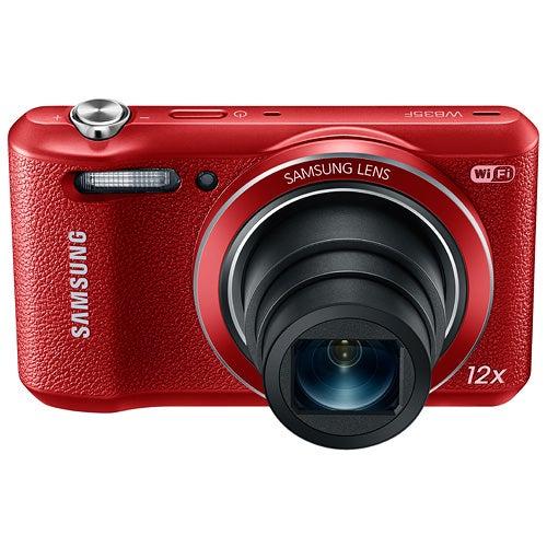 WB35F 16.2 MP Smart Camera, Wi-Fi & NFC, Red