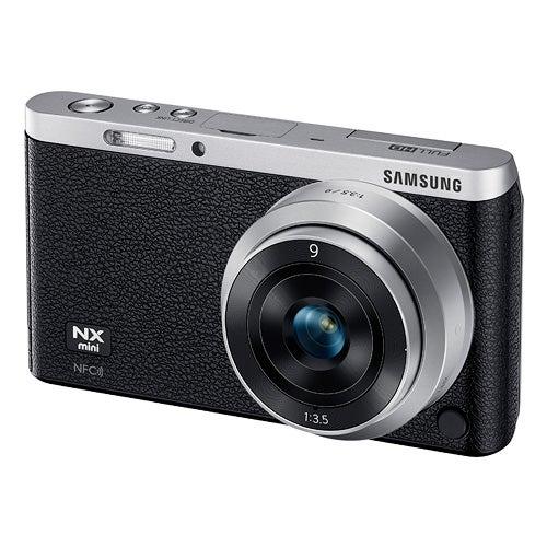 NX Mini Smart Camera with 9mm Lens, Black