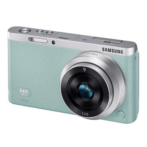 NX Mini Smart Camera with 9mm Lens, Mint
