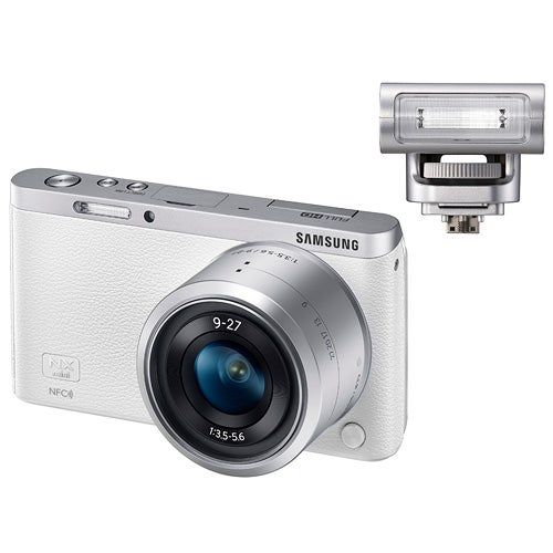 NX Mini/9-27mm/Flash-White