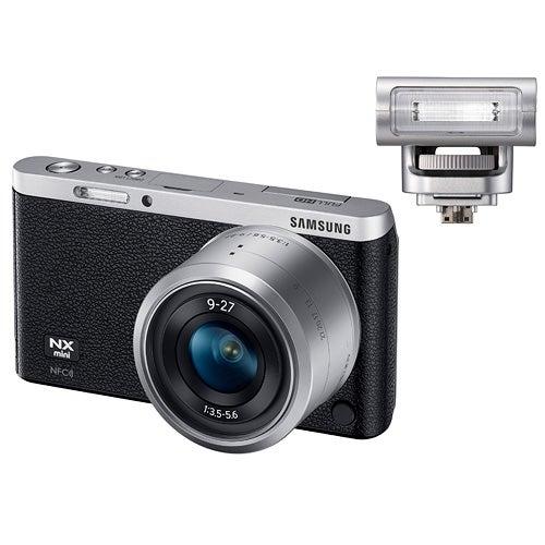 NX Mini/9-27mm/Flash-Black