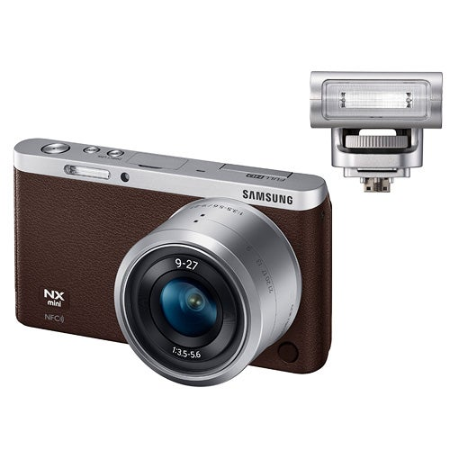 NX Mini/9-27mm/Flash-Brown