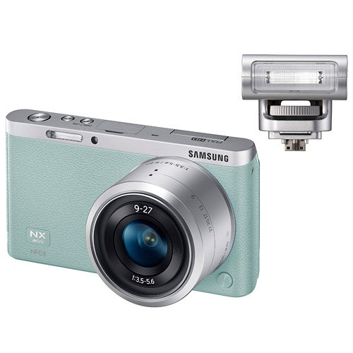 NX Mini/9-27mm/Flash-Mint