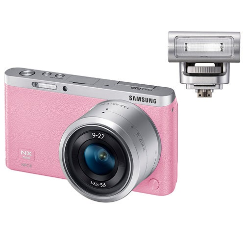 NX Mini/9-27mm/Flash-Pink