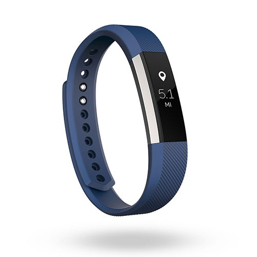 Alta Activity and Sleep Wristband, Blue - Small