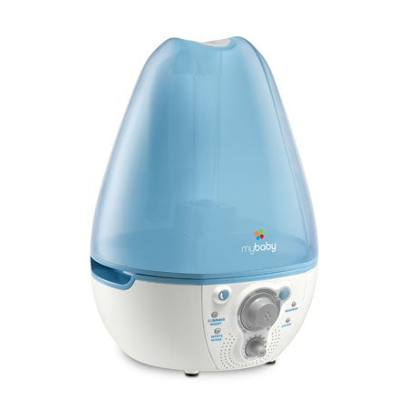 Safety 1st Soothing Cool Mist Humidifier Instructions