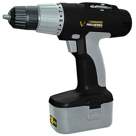 "Buffalo Tools 18 Volt 3/8"" Cordless Drill-PS07215 at Sears.com"