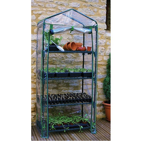 Gardman 4 Tier Mini Greenhouse at Sears.com
