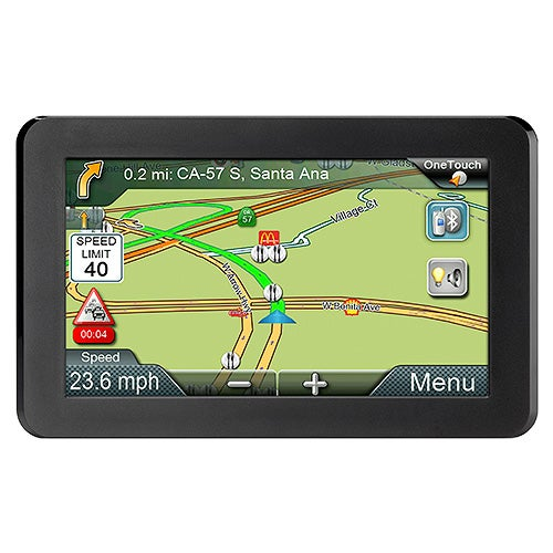 """Roadmate 7"""" GPS with Deluxe Features"""