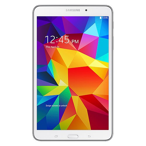 "Galaxy Tab 4, 8"" Display with 16GB, White"