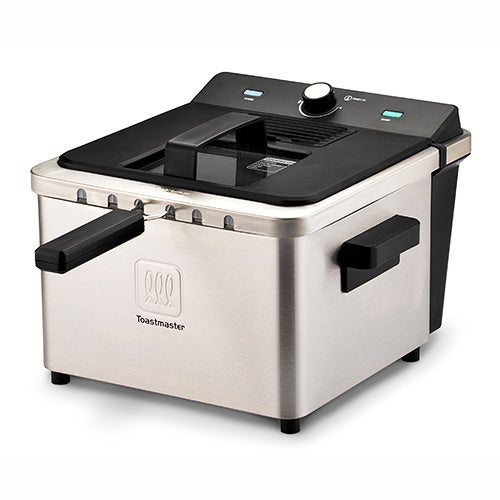 4 Liter Stainless Steel Deep Fryer