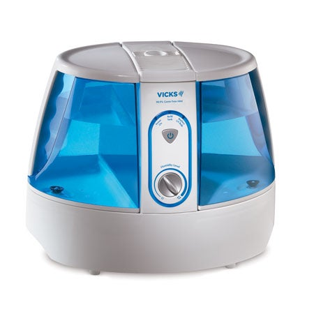 Vicks humidifiers - GermFree Humidifier - V790