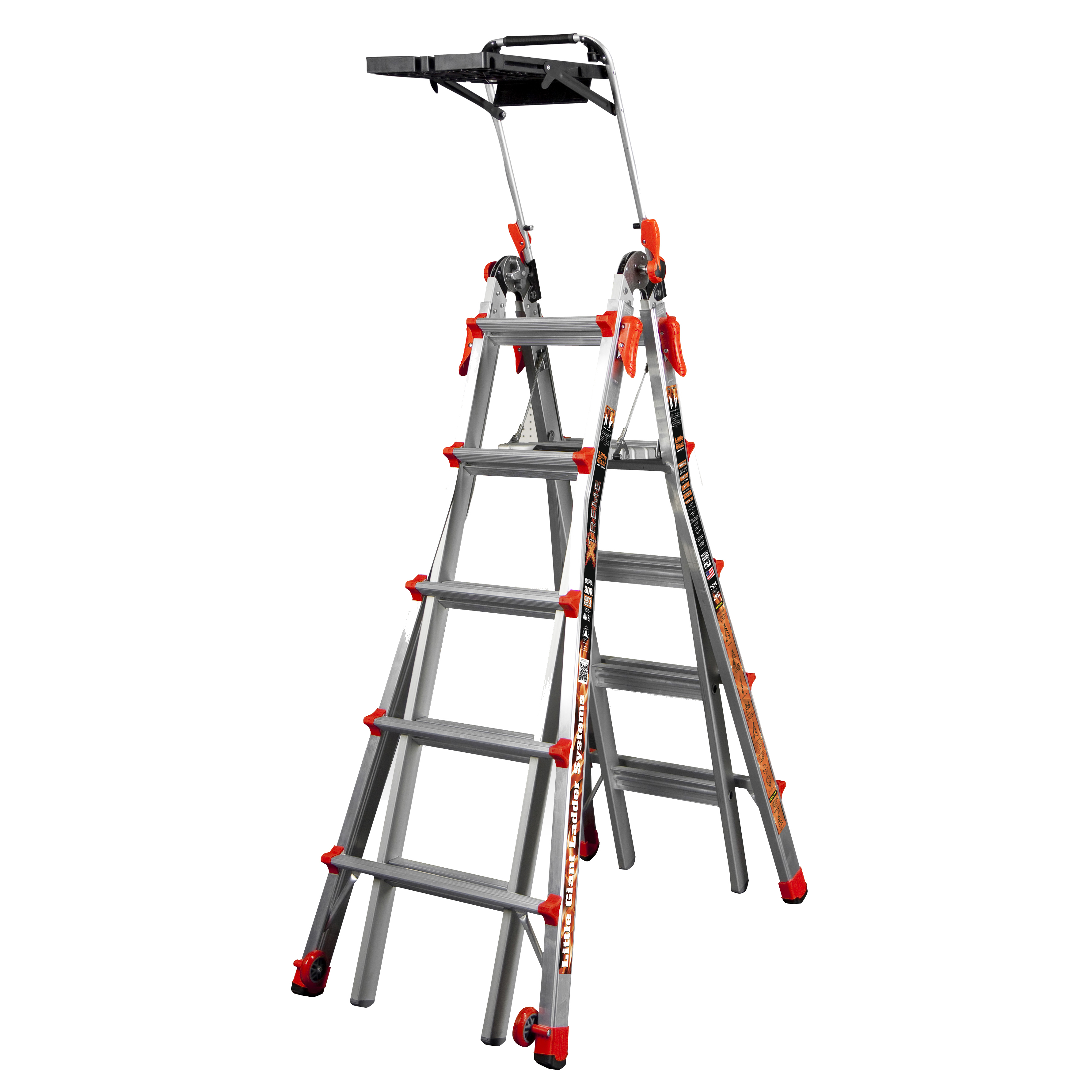 22 Ft Xtreme M22 Ladder System W Airdeck Power Sales