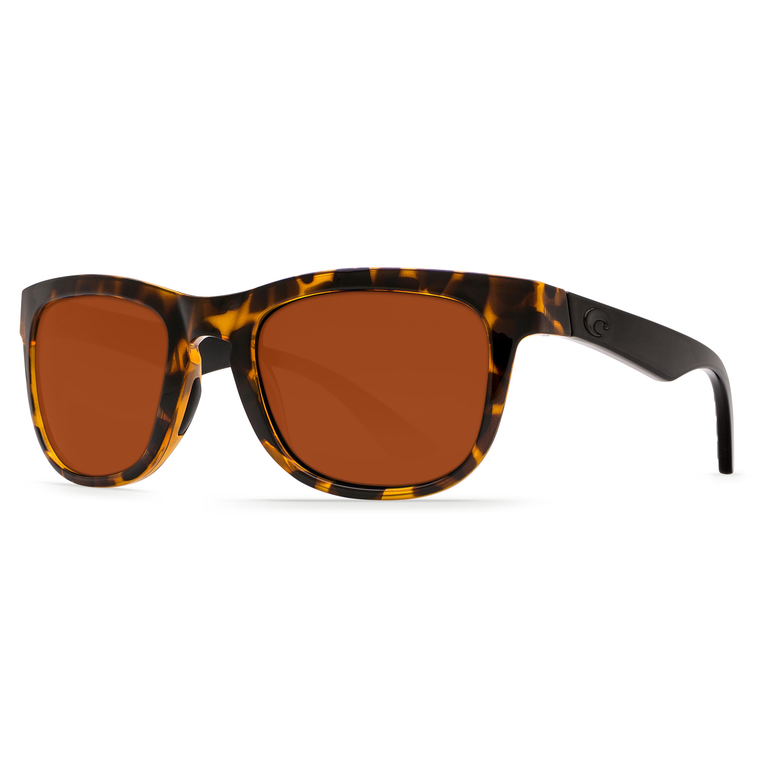 Copra Retro Tort Cream Salmon Sunglasses W Copper 580p