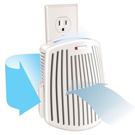 TrueAir® Plug-Mount® Odor Eliminator w/Nightlight