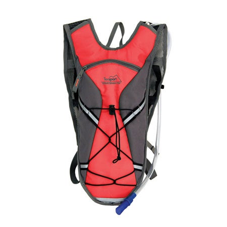 Hydration Pack, Red