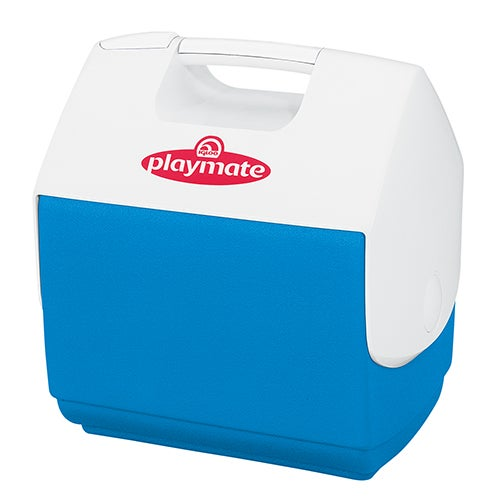 Playmate Pal 12 Can Cooler, Blue