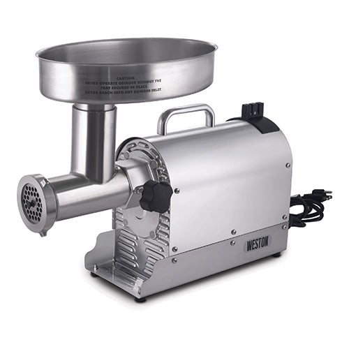 Pro Series #12 Electric Meat Grinder, 1 HP