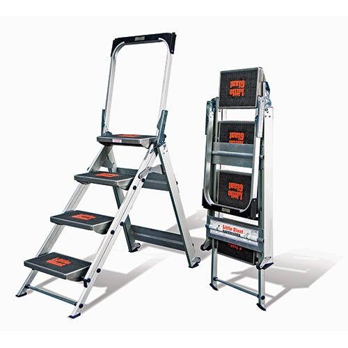4 Step Little Jumbo Step Ladder