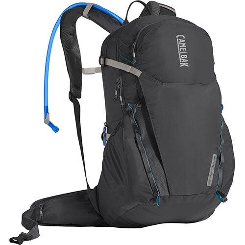 Rim Runner 22 Hydration Pack, Hike - Charcoal/Grecian Blue
