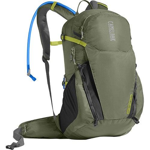 Rim Runner 22 Hydration Pack, Hike - Lichen Green/Dark Citron