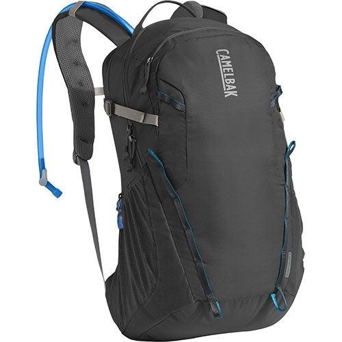 Cloud Walker 18 Hydration Pack, Hike - Charcoal/Grecian Blue