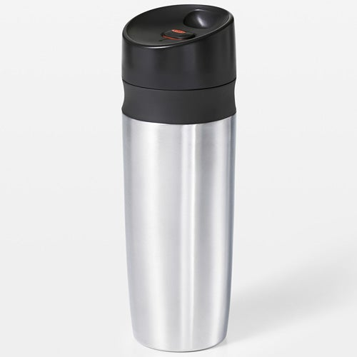Good Grips 22oz Stainless Steel Double Wall Travel Mug