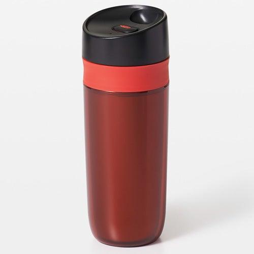 Good Grips 15oz Thermal Travel Mug, Red