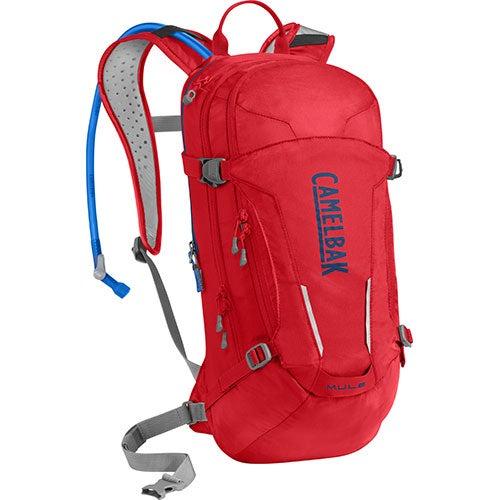 M.U.L.E Hydration Pack, Mountain Bike - Racing Red/Pitch Blue