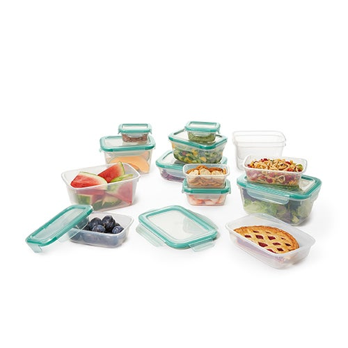 Good Grips 16-Piece SNAP Plastic Container Set
