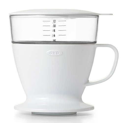 Good Grips Pour-Over Coffee Maker with Water Tank