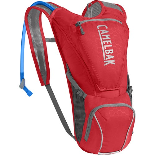Rogue Hydration Pack, Cycling - Red/Silver