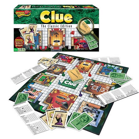 Clue® Classic Edition