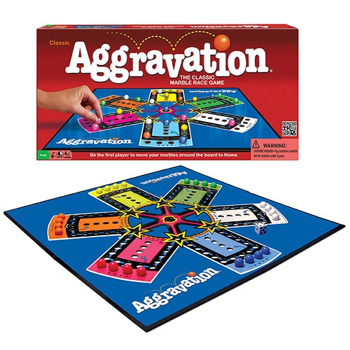 Classic Aggravation Board Game