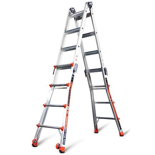 17 ft. RevolutionXE Lightweight Ladder System