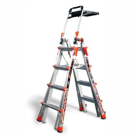 17 ft. Xtreme M17 Ladder System w/AirDeck™